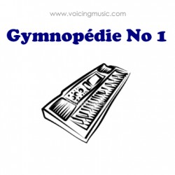 Gymnopédie n°1 - electric piano