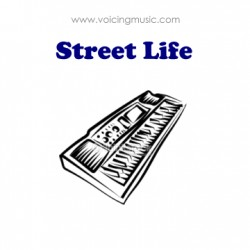 Street Life - electric piano