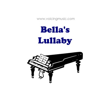 Bella's Lullaby - piano